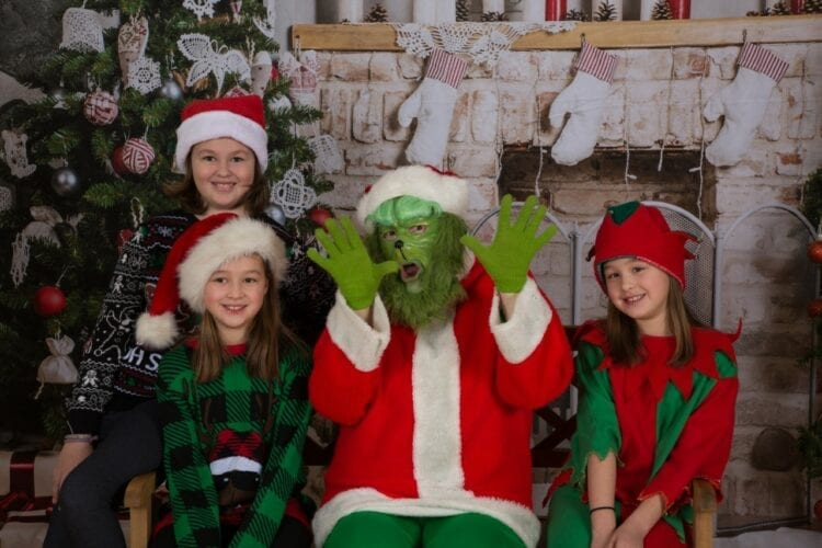The Grinch Chicago
