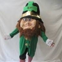 "The Little People Leprechaun Illusion for St Patrick's Day. HIRE CHARACTERS, ST PATRICK'S DAY MUSICIANS & BARBERSHOP SINGERS FOR EASTER. PARADES & HOLIDAY PARTIES  Full hour ""Meet And Greet"" for $250. with Tap/ step dancing and shillelagh cane.   SINGING & SING-A-LONG:   ""When Irish Eyes Are Smiling""  ""My Wild Irish Rose""  ""Danny Boy""   and all the traditional Irish favorites"